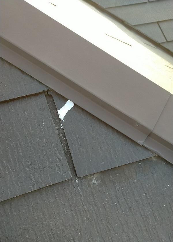 埼玉県久喜市 H様邸 屋根塗装・外壁塗装・付帯部塗装 屋根補修 (1)