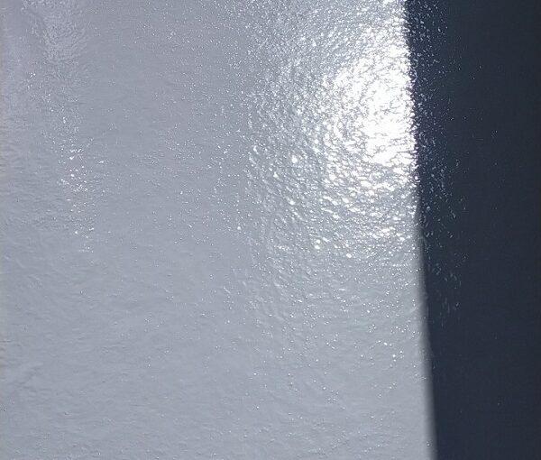 埼玉県久喜市 H様邸 屋根塗装・外壁塗装・付帯部塗装 ベランダ防水 トップコート塗装 (6)