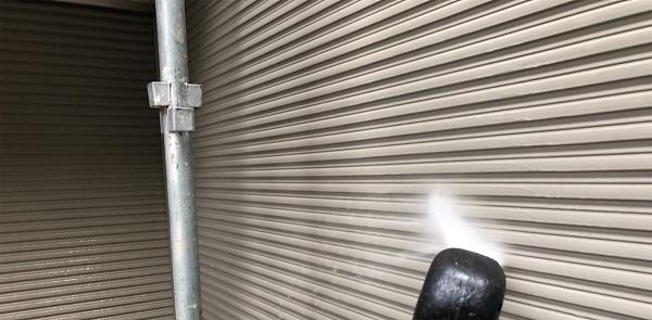埼玉県さいたま市岩槻区 I様邸 外壁塗装・付帯部塗装・防水工事 下地処理 高圧洗浄 (13)