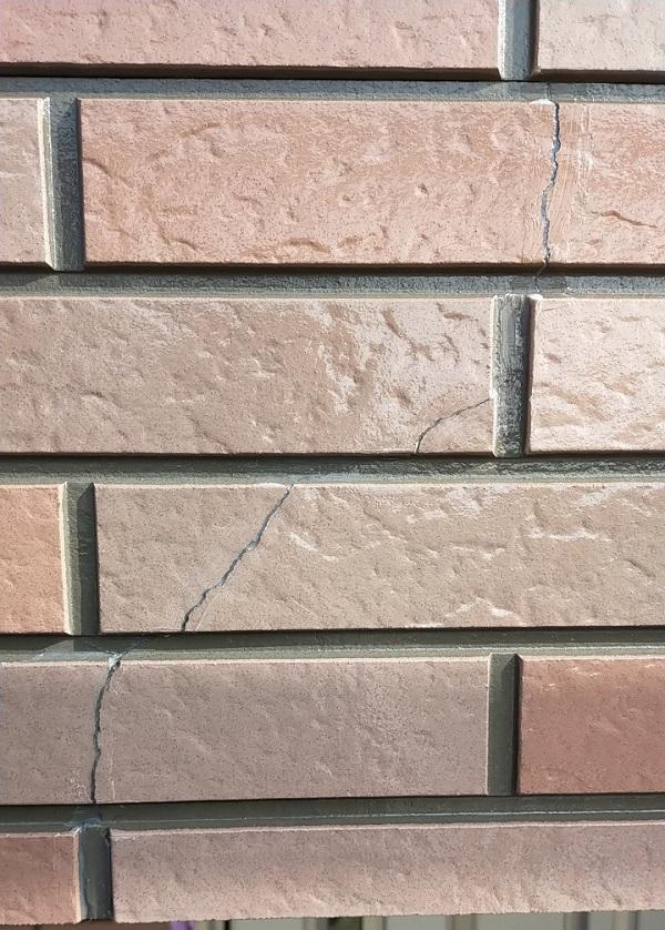 茨城県古河市 Y様邸 外壁塗装・付帯部塗装 劣化補修 ひび割れ、シーリング工事 (13)