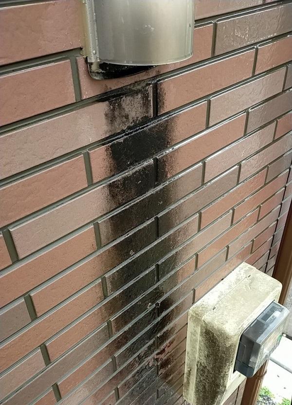 茨城県古河市 Y様邸 外壁塗装・付帯部塗装 下地処理 高圧洗浄 (6)
