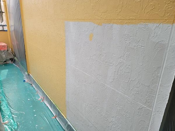 埼玉県久喜市南栗橋 T様邸 屋根塗装・外壁塗装・付帯部塗装 パーフェクトトップ UVプロテクトクリアーSi (3)