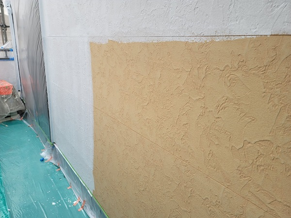 埼玉県久喜市南栗橋 T様邸 屋根塗装・外壁塗装・付帯部塗装 パーフェクトトップ UVプロテクトクリアーSi (5)